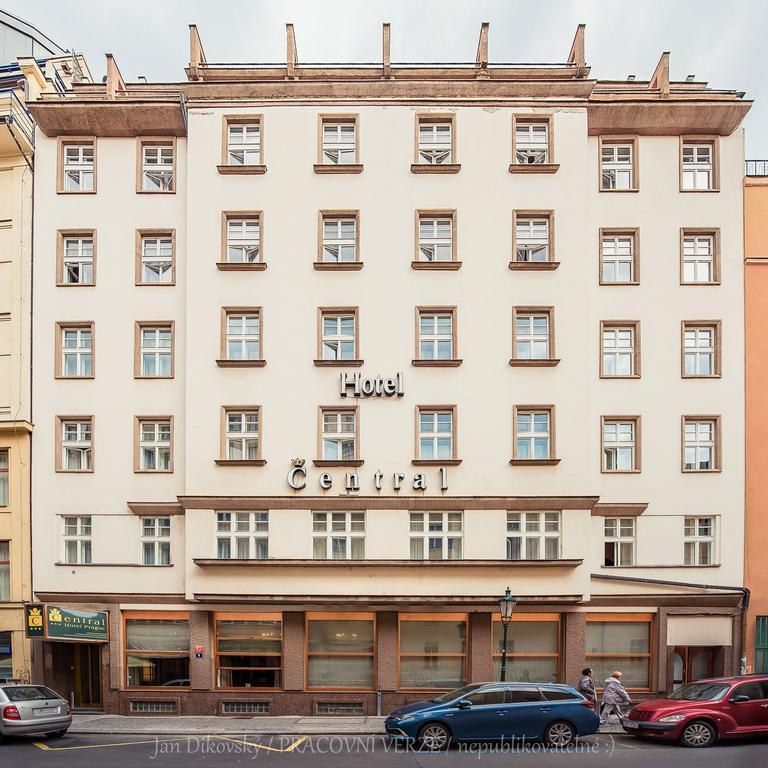 Hotel Central Praga