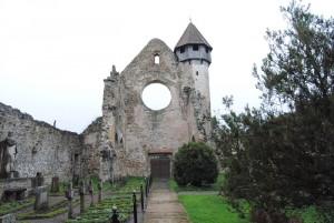 Bisericile fortificate din Transilvania-Propuneri de trasee
