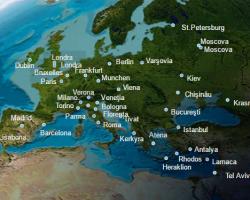 (Română) Sunt 29 de oraşe unde ajungem cu zbor direct din Chişinău
