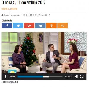 """(Română) Cum călătorim ieftin? Sfaturi date la emisiunea """"O nouă zi"""" din 11 decembrie 2017"""
