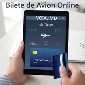 (Română) Caută, alege, cumpără online bilete de avion
