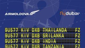 (Română) Pasagerii companiei Air Moldova au posibilitatea de a călători spre încă 95 de destinaţii din 44 de ţări din Europa, Asia, Orientul Mijlociu şi Africa