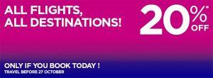 22-23 August '18. Reduceri 20%, Wizz Air. Am găsit câteva oferte bune, plecarea din Chișinău