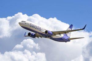 Începând cu data de 30 octombrie Belavia va efectua cinci zboruri pe săptămână, din Minsk spre Chișinău