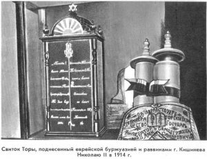 Un muzeu de istorie a evreilor din R. Moldova va fi deschis la Chișinău