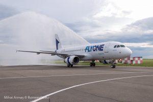 Flyone anunță despre lansarea cursei Chișinău-Londra