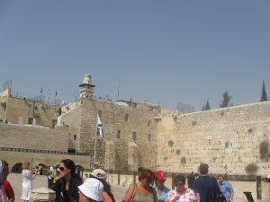 Portretul turistului care călătoreşte în Israel