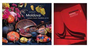 Premiile Gourmand World Cookbook, Paris 2020: Moldova: oameni, locuri, bucătărie și vin de Angela Brașoveanu și Roman Rybaleov e printre finaliști