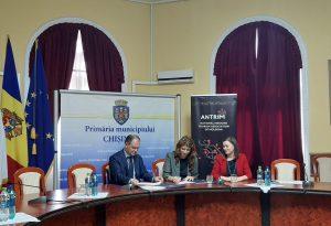 #AskMeAboutChisinau. Asociația Națională pentru Turism Receptor din Moldova a semnat un Acord de Colaborare cu Primăria Municipiului Chișinău